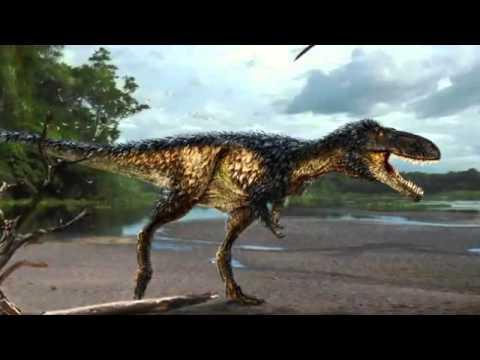Scientists Dicover Small T. Rex Ancestor