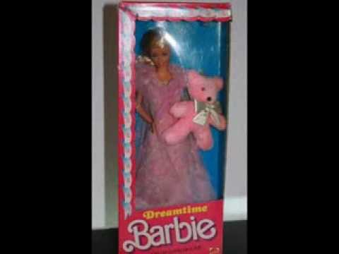 barbie 60s 70s and 80s collection youtube