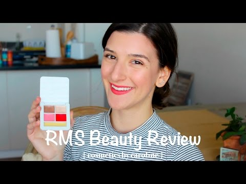 RMS Beauty Signature Set First Impression and Review | Natural, Non-Toxic Beauty