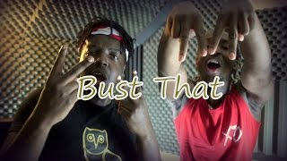 Marcus Damascus Ft Kass - Bust That (Studio Video)