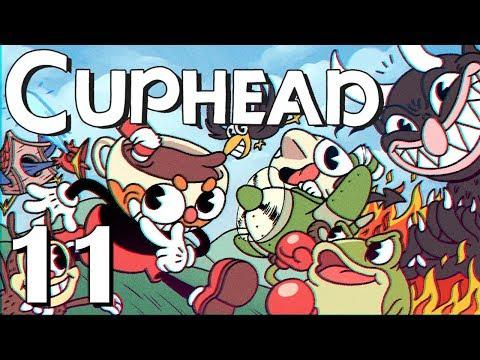 Cox n' Crendor play Cuphead Gameplay Part 11 - KING DICE
