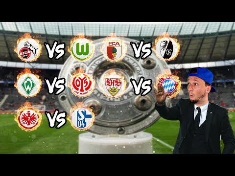 Bundesliga LIVE Konferenz am Samstag   17. Spieltag VFB Stuttgart vs Bayern etc