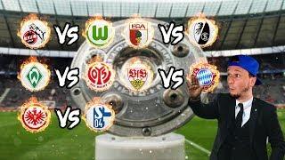 Bundesliga LIVE Konferenz am Samstag | 17. Spieltag VFB Stuttgart vs Bayern etc