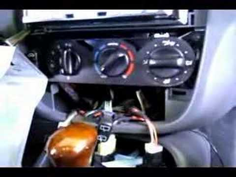 2007 Avalanche Fuse Box Diagram Air Blend Motor Replacement Youtube