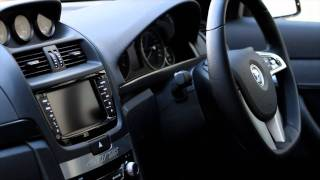 Vauxhall VXR8 Test Drive/Review