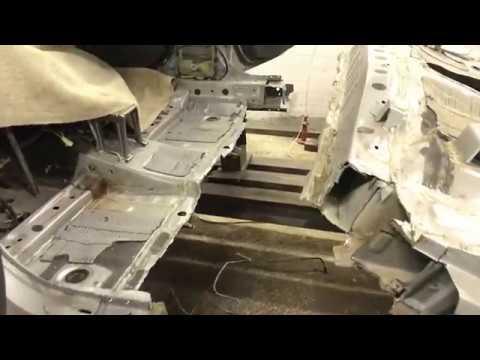 Toyota - Кузовной ремонт.