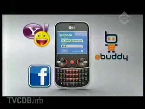 LG GW300 Mobile Phone