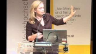 Corinna Milborn: Asyl und öffentliche Meinung