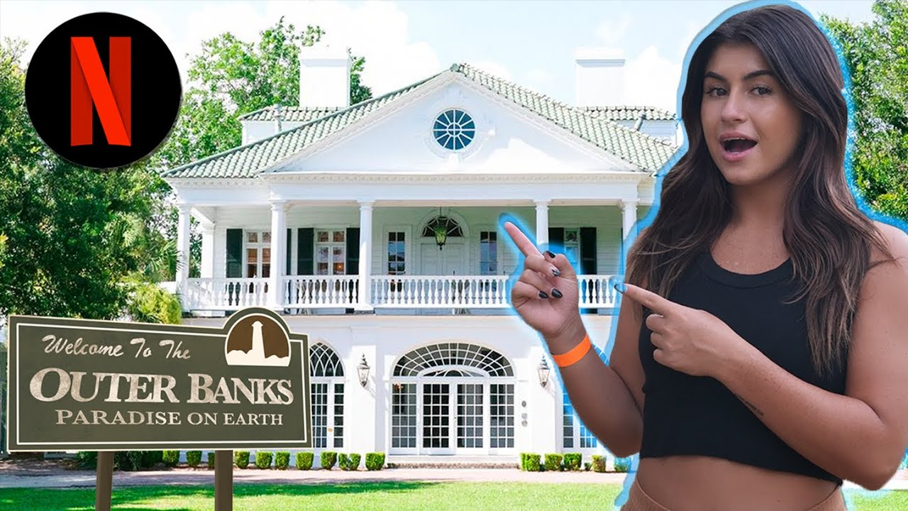 I Visited SARAH CAMERON'S House...THE OUTER BANKS