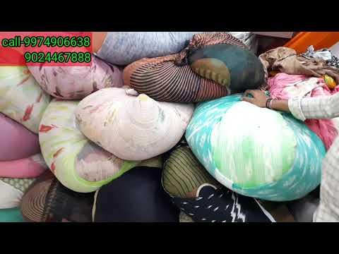 Cut Piece Cloth Wholesale  New Cotton Cut Piece Fabrics @HEMANTZONE VLOGS @Sandeep Zone