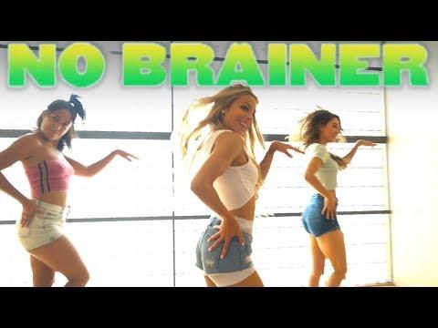 "DJ Khaled - ""No Brainer"" Ft. Justin Bieber, Chance The Rapper, Quavo (Dance Tutorial) | Mandy Jiroux"