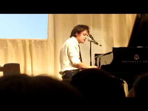 Jamie Cullum @ St Georges Bristol - Desert Island Disc live show Radio 4