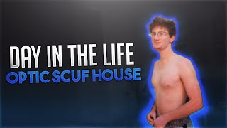 DAY IN THE LIFE AT THE OPTIC SCUF HOUSE!