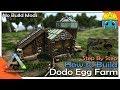How to Build a Dodo Egg Farm | ARK: Building w/ Fizz (No MODS)