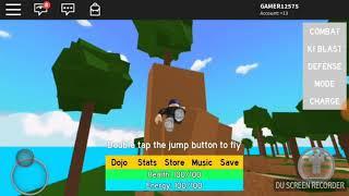 Como hacer el kamehameha en roblox dragon ball| GAMER 224