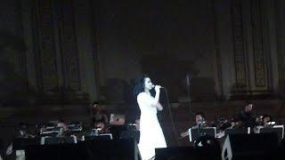 Bjork Live Carnegie Hall