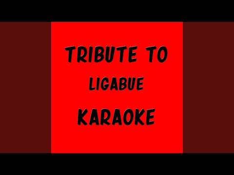 Ho perso le parole (Karaoke version Originally Performed By ligabue)