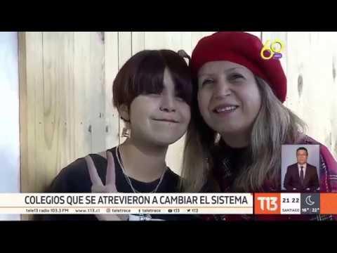 VIDEO: Proceso de cambio de Colegio Mayor es destacado en reportaje de Canal 13