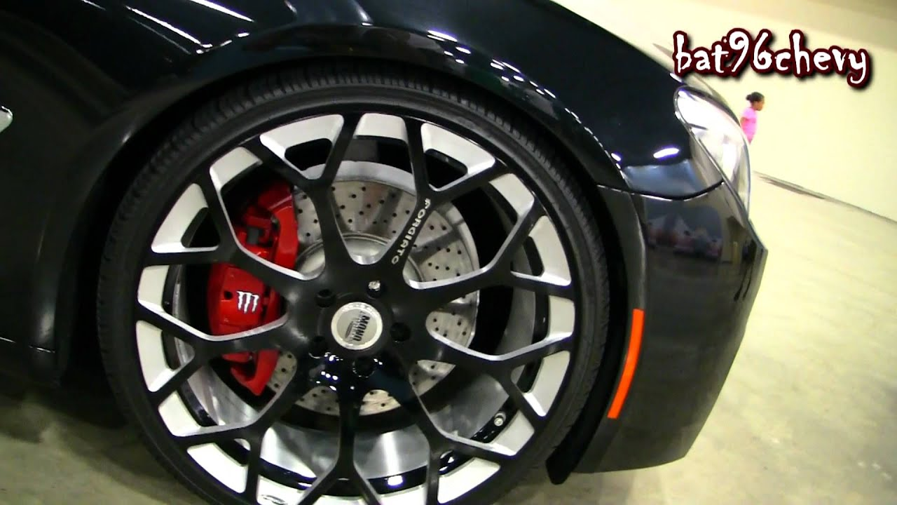 "Bmw Rims 22 Inch >> BLACK BMW 750Li DROPPED on 22"" Forgiatos - 1080p HD - YouTube"