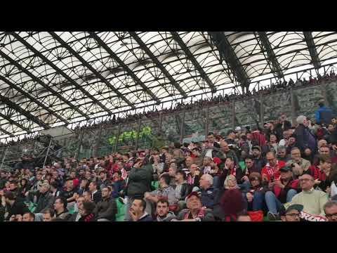 Milan vs Napoli 2018 S.Siro Milano