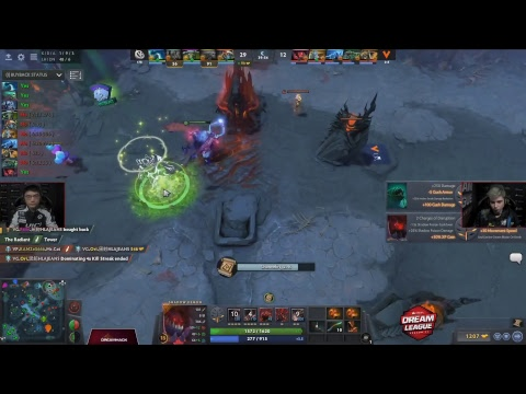 Virtus.Pro vs Vici Gaming - Grand Final - Bo5 Game 1 - CORSAIR Dream League Season 11 thumbnail