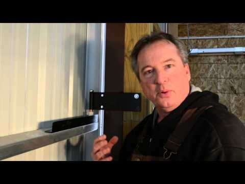 Installing the Propel Pro 1000 Sliding Door Automation System