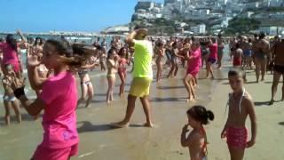 Parco degli Ulivi PESCHICI 2014 Spiaggia2