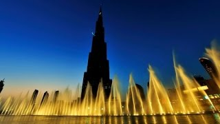 Burj Khalifa mission impossible 4 making