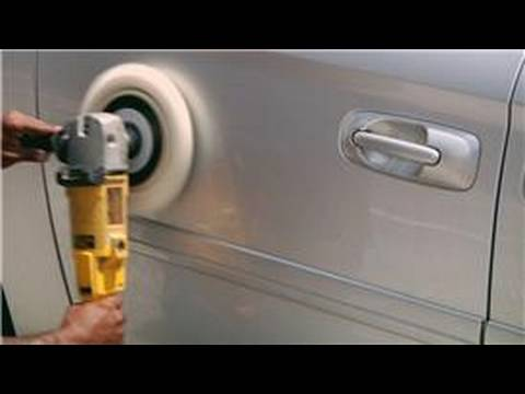 Auto Detailing & Maintenance : How to Remove Key Scratches on a Car
