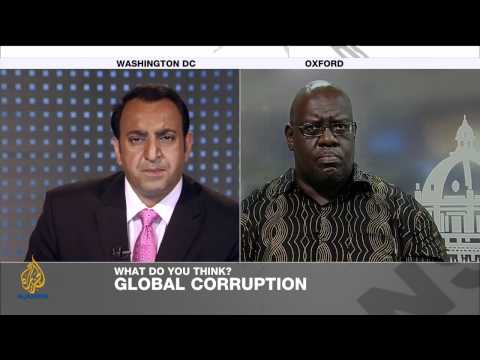 Riz Khan - The cost of corruption