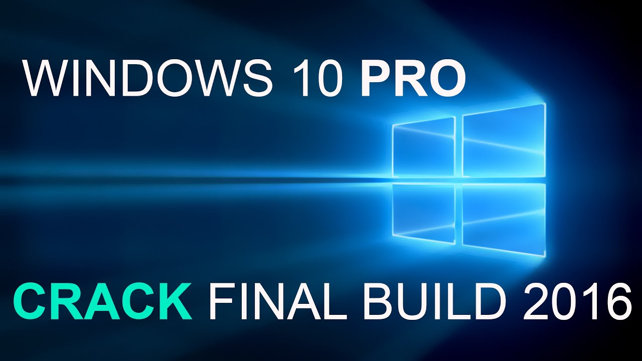 windows 10 pro activation crack