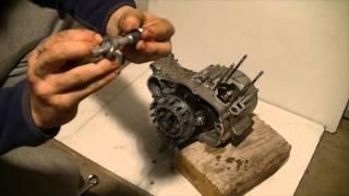 Demontage moteur am6 #2 - L'embrayage