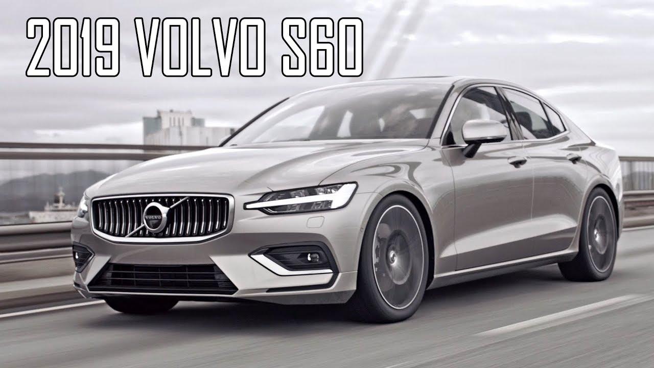 2019 Volvo S60 Inscription - YouTube