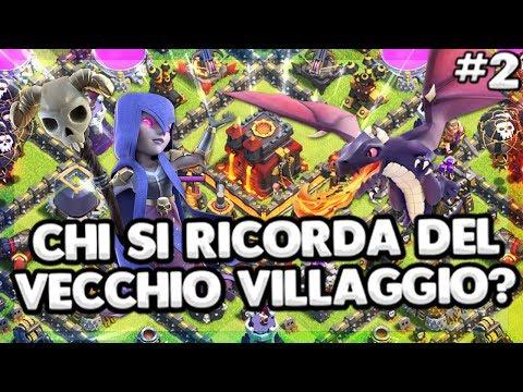 TORNIAMO SUL VECCHIO VILLAGGIO   NUOVA TORRE  LV 12 MODIFICATA   CLASH OF CLANS ITA #2