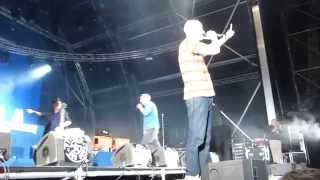 fiesta des suds 2014 30 ans massilia sound system tuba la pipa (live)