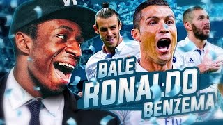 "#4 ""CHANGING FORMATION?!!!"" - BRB: Bale, Ronaldo, Benzema 