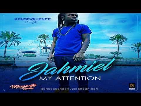 Jahmiel - My Attention - June 2017