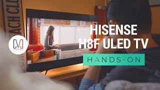 Hisense H8F: Best 4K TV under $400