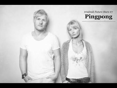 trndmsk Future Stars #7: Pingpong - Sonnensoundtrack