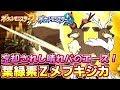 """【ポケモンSM】マイナー天候のマイナーエース""""メブキジカ""""でメジャーポケモンを掃討! Pokemon Sun and Moon Rating Battle"""