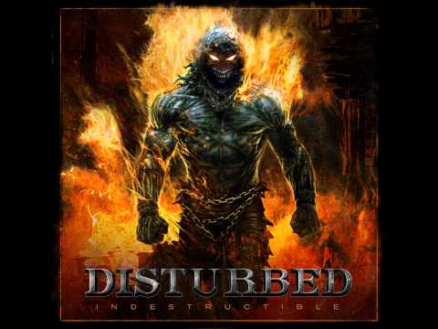 Disturbed  Indestructible HQ + Lyrics