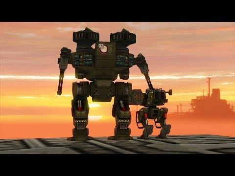 WAR ROBOTS Carrier romance 😍