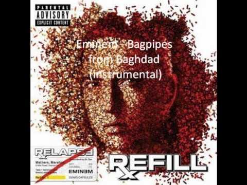 Eminem - Bagpipes from Baghdad (instrumental)
