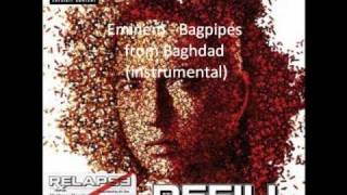 Eminem - Bagpipes from Baghdad (instrumental)