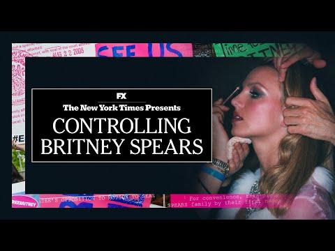 """Controlling Britney Spears"" 2021 New York Times #FreeeBritney Documentary Trailer"