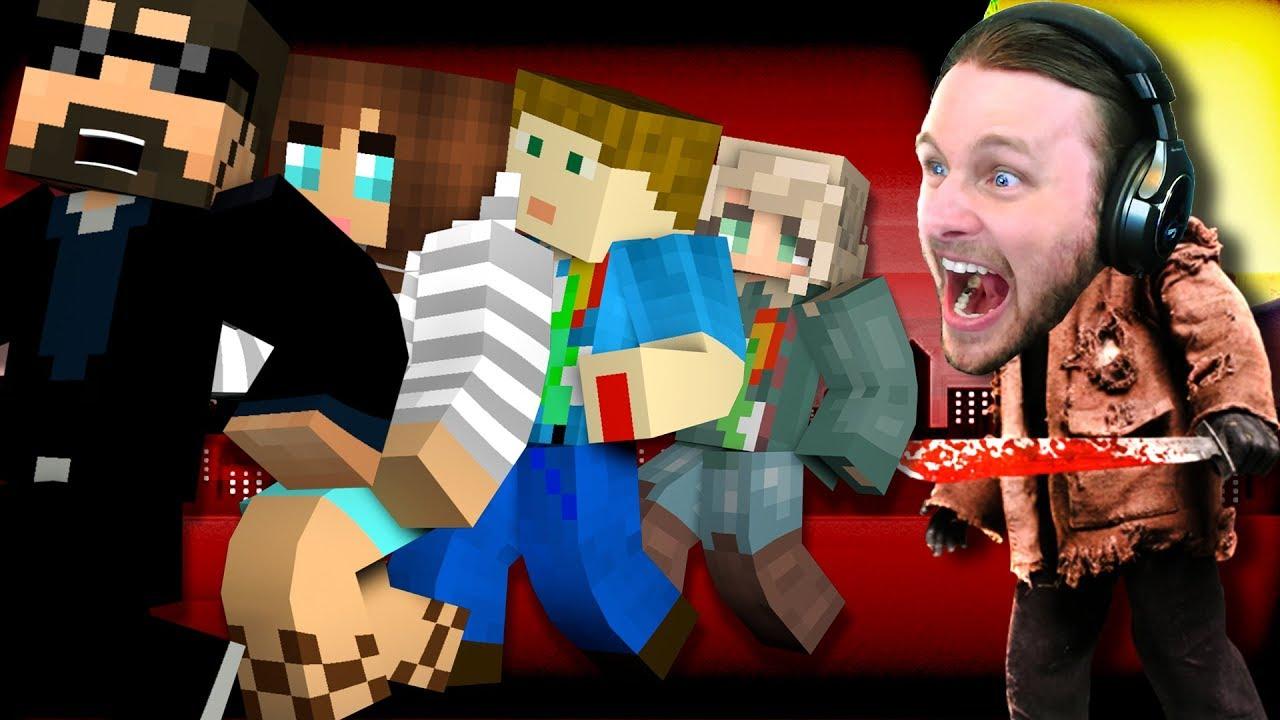 Minecraft: CRUNDEE MURDER | MODDED MINI-GAME