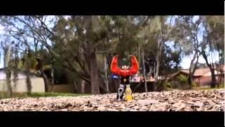 Power Rangers Vs The Cookiemonster
