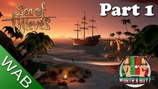 Sea of Thieves Review in Progress - Worthabuy?
