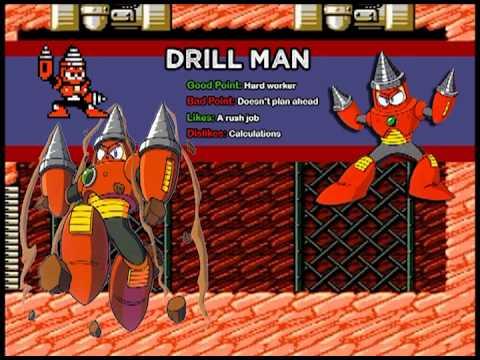 Mega Man 4 OST: Drill Man