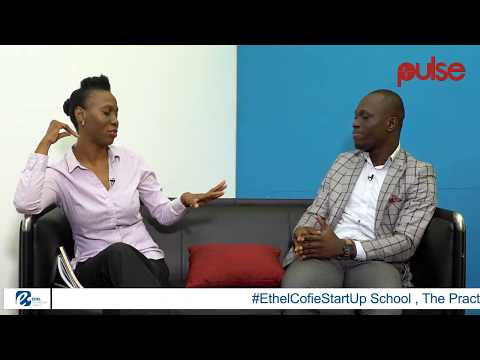 Topic: Sales Failure Stories  | Start-up School With Ethel Cofie